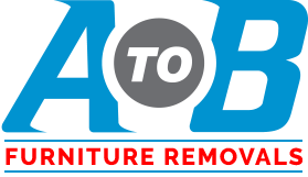 AtoB Furniture Removals & Storage Logo